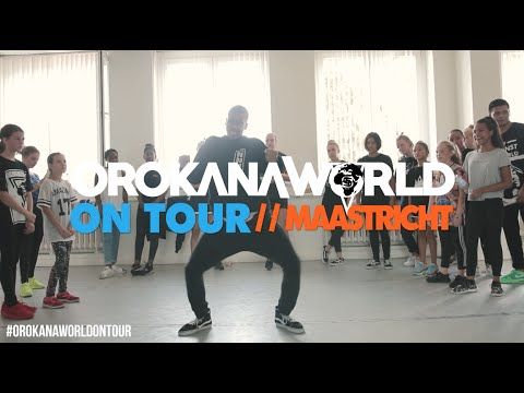 OrokanaWorld #ONTOUR // MAASTRICHT // RECAP