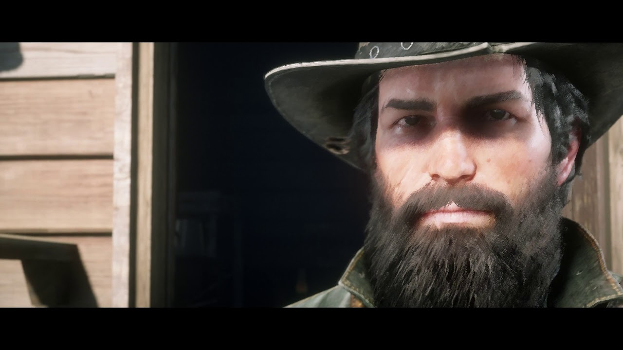 Red Dead Redemption 2 Motherhood John Marston Puts On Outlaw Clothes Arthur S Hat Cutscene 2018