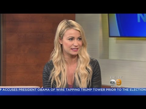 Actress Chelsey Reist Talks About 'The 100'