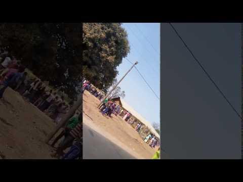 Village life in afirca
