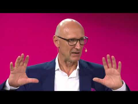 Social Media Post: 1. Q&A – Tim Höttges on Group Strategy – Deutsche Telekom Capital...