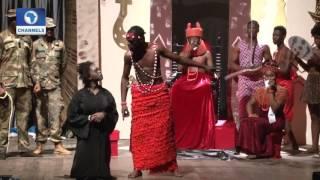 Art House: Azagidi; A Performance By UNILAG Student
