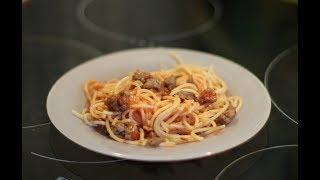 Спагетти по-флотски [Рецепты Delicious Time]