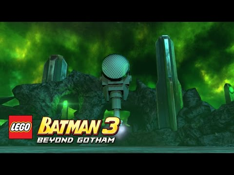 LEGO Batman 3: Beyond Gotham - Kelex Oa free roam