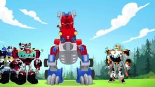 Трансформеры Боты спасатели 3 сезон / Transformers Rescue Bots Season 3 Teaser