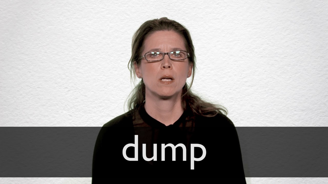 "Hindi Translation of ""dump""   Collins English-Hindi Dictionary"