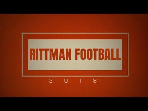 RITTMAN INDIANS FOOTBALL 2018 SEASON HIGHLIGHTS