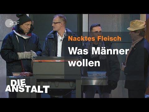 Saumännlich! Grillen gegen Impotenz - Die Anstalt vom 18.12.2018 | ZDF