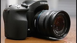 samsung NX30 Smart Camera Features Demo, Review, First Impressions