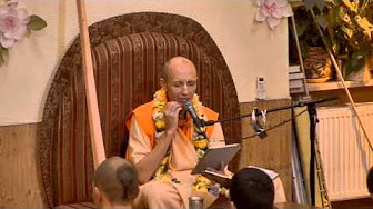 Шримад Бхагаватам 4.12.36 - Бхакти Ананта Кришна Госвами