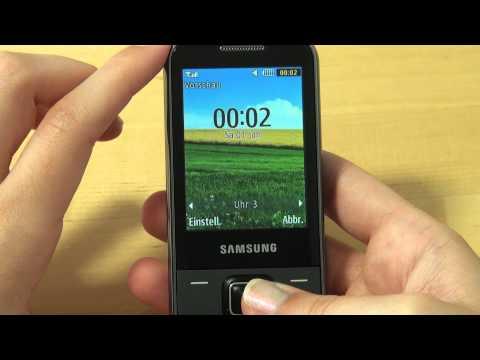 Samsung GT C3750 Test Bedienung