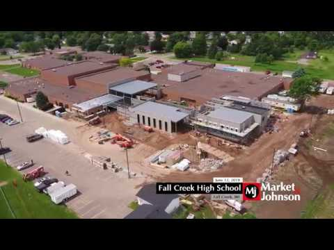 Fall Creek High School Progress 6.12.19