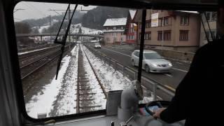 Bergbahn Rheineck-Walzenhausen