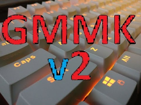 The Glorious RGB Modular Mechanical Gaming Keyboard v2 REVIEW