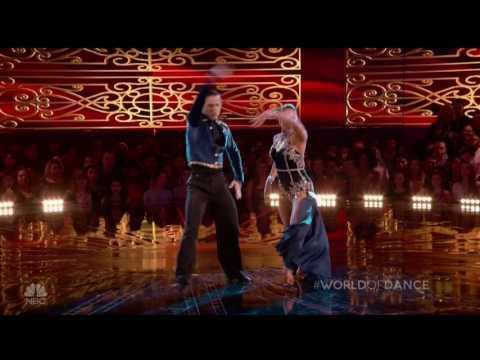 NBC World Of Dance Week 1 DAngelo & Amanda BallRoom