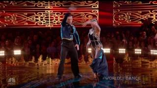 NBC World Of Dance Week 1 D'Angelo & Amanda (BallRoom)