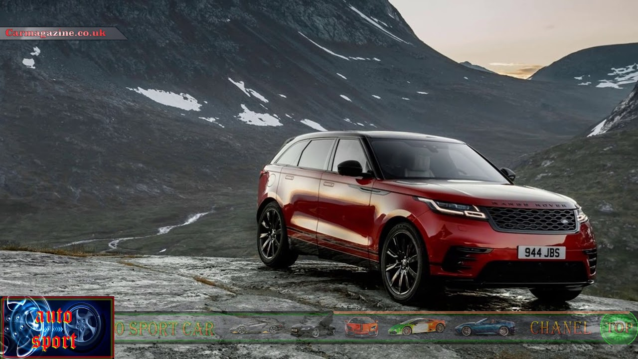 Range Rover Velar Review Top Luxury Car Brands In The World 2017
