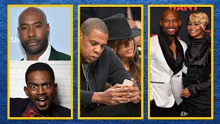 Exclusive | Martell & Melody Holt, Beyonce & Jayz, Morris Chestnut, R.Kelly, John Gray update & more