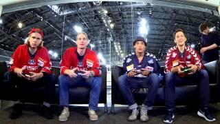 NHL 15 Showmatch: Hamburg Freezers vs. Eisbären Berlin