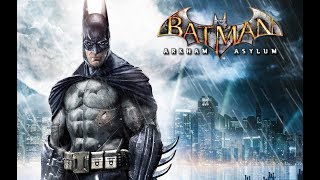 Batman Arkham Asylum Ps4 Gameplay Part 2   Batman Return to Arkham!!!