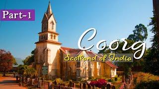 Coorg | Scotland of India | Monsoon Trip | Karnataka tourism