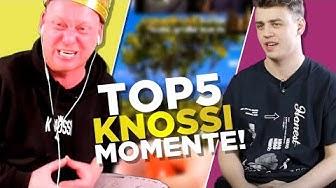 TOP 5 Knossi Momente REAKTION   Beef mit PapaLatte + Disney Talk mit Schatzi 😂