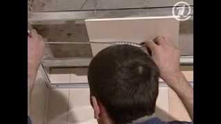 Монтаж кассетного подвесного потолка своими руками(Выбрать и купить кассетные подвесные потолки с доставкой можно тут http://alkiv.ua/ru/potolki-tipa-armstrong/, 2013-07-24T11:45:39.000Z)