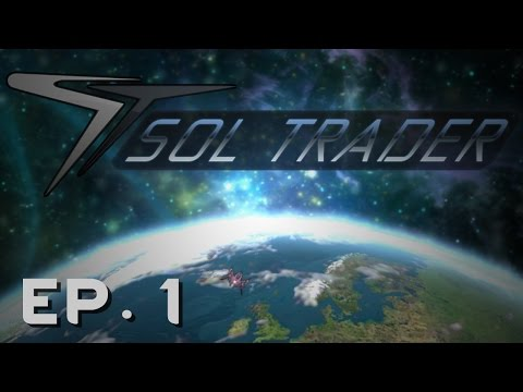 SOL TRADER | Ep 1 | Networking in Space | Let's Play Sol Trader!
