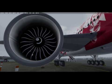 Prepar3D Swiss Air PMDG B773  Zurich - Amsterdam | Part 1 Prep Taxi  and Takeoff!!