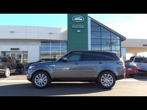 2016 Land Rover Range Rover Sport Reno, Sparks, Carson City, Sacramento, Nevada R5899