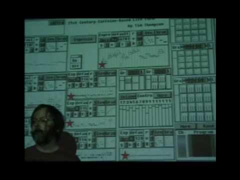 Keykit demo in 2003 for Dorkbot in San Francisco