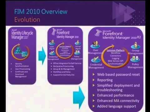 Tech·Ed Australia 2011 Extending Forefront Identity Manager