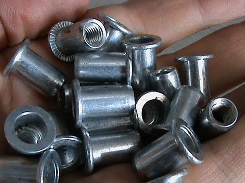 how-to-install-nutsert-insert-threaded-insert-demo-fasteners-australia