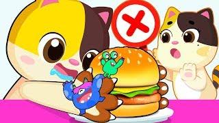 Las Manos de Gatita Mimi Están Sucia | Hábitos Saludables | Canción Infantil | BabyBus Español