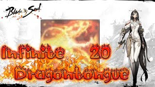 Blade and Soul- infinite Dragontongue 2.0