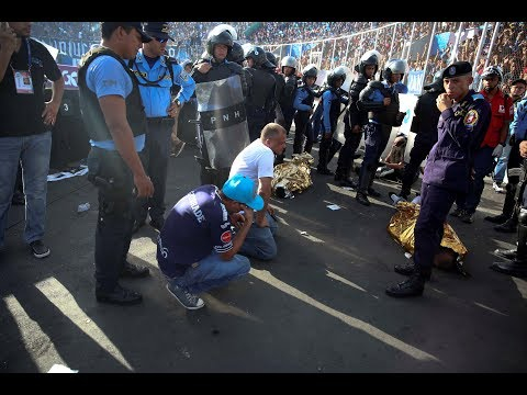 Au Honduras, le football rime avec tragédie