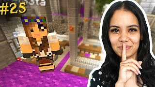 Mega Hide And Seek Met Magie!✨ - Magie Survival #25 - Minecraft