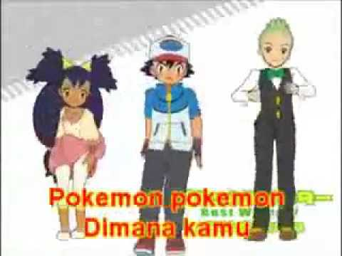 Lagu Pokemon Go Indonesia