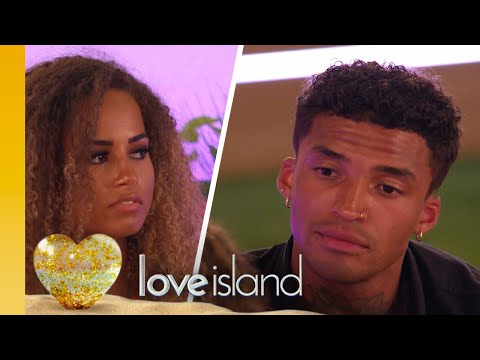 Michael And Amber Have An Explosive Chat | Love Island 2019