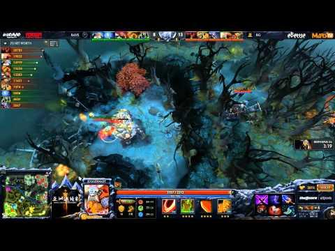 BG vs Rave - DAC 2015 - LB - SF - G3