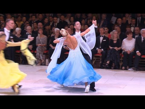 214d270ff555 Professional Ballroom - Blackpool Dance Festival 2016 - YouTube
