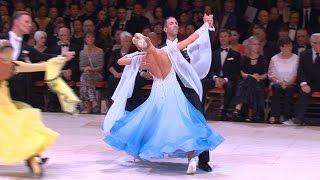 Professional Ballroom - Blackpool Dance Festival 2016