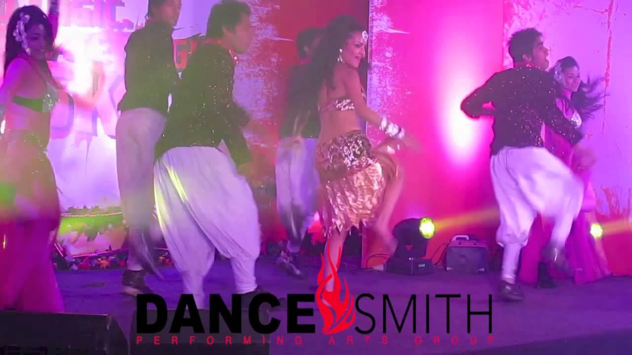 Poppy Barman Mujra Bollywood Dance Troupe Groupe Delhi