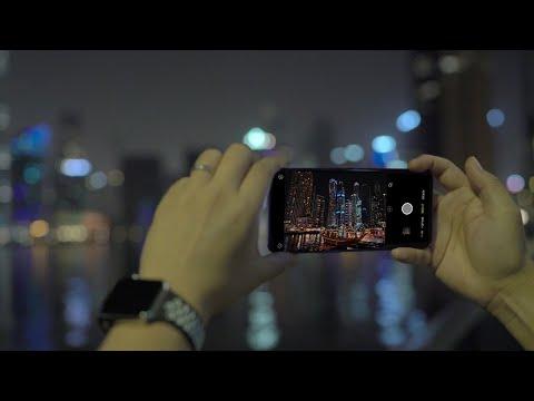 The Urban Explorer: Dubai #NightinHand - Eps Night Landscape