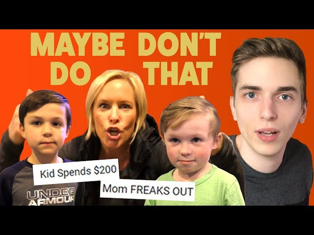 Maybe Dont Do That - Family Vlogs