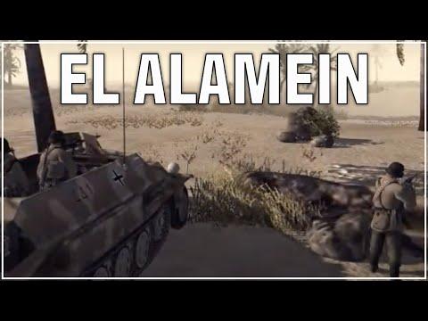 [HD] - Second Battle of El Alamein - Tobruk | Men of War Assault Squad 2 Gem Editor Cinematic