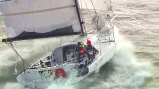 Highlights of a Record Breaking Sevenstar Round Britain and Ireland Race 2014