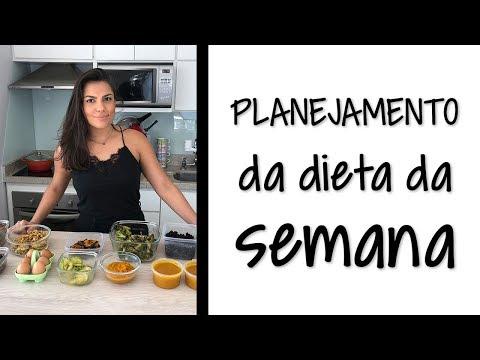 Planejamento da dieta