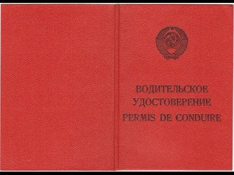 Какие права (в/у) нужны для работы водителем-дальнобойщиком по Европе. №3