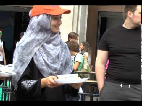 Distributing Ramadan Gift Packs To Other Faith Communities.